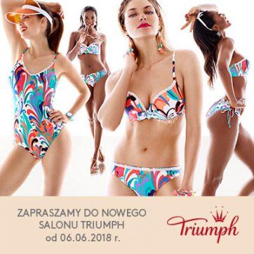 Otwarcie sklepu TRIUMPH