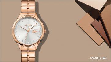 Nowa kolekcja zegarków Lacoste Constance w TIME TREND