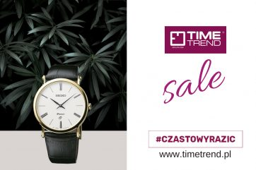 Summer Sale w Time Trend