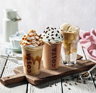 MUST-Drink na lato 2018: Frostino, Cold Brew i Coffee Tonic hitami sezonu w Costa Coffee!