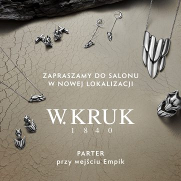 Nowa lokalizacja salonu W. Kruk