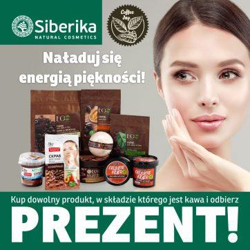 Promocja w sklepie Siberika