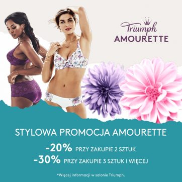 Rabat 20 % w Triumph