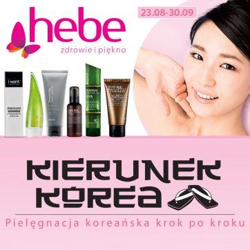 Hebe – Pielęgnacja Koreańska Krok Po Kroku