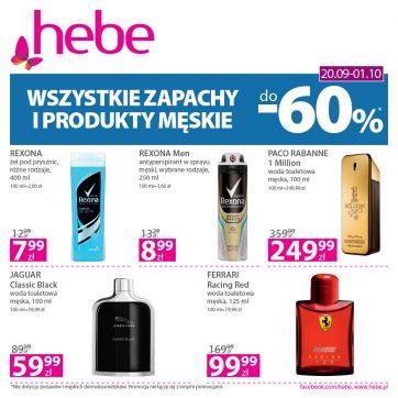Promocja Hebe