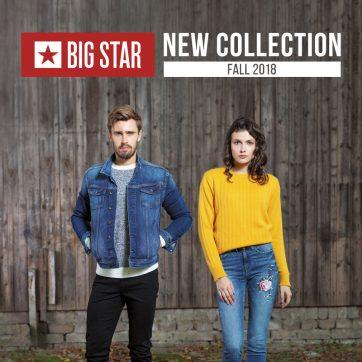 Nowa kolekcja w sklepie BIG STAR