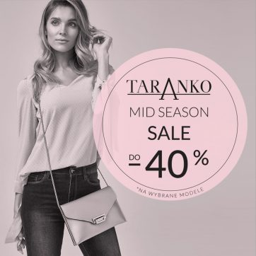 MID-SEASON SALE w Taranko