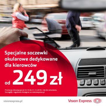 Promocja od Vision Express