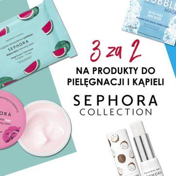 3 w cenie 2 w Sephora