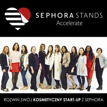 Sephora wspiera kosmetyczne start-upy!