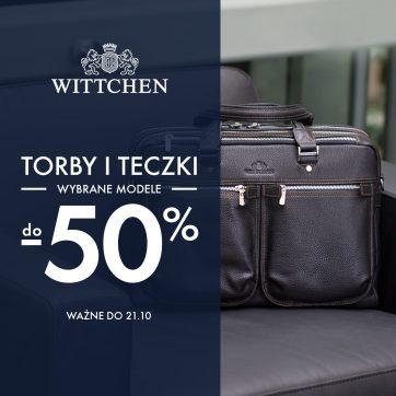 Torby i teczki do -50%