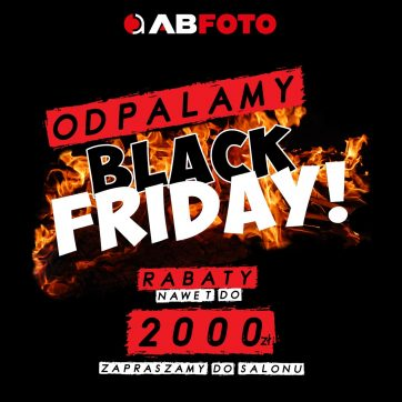 Black Friday w AB FOTO