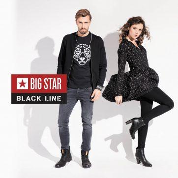 Kolekcja Black Line w Big Star