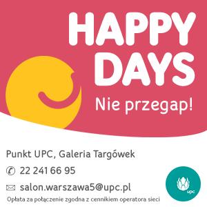 Happy Days w UPC