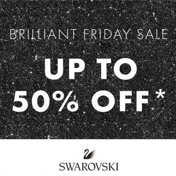 Swarovski zaprasza na 'Brilliant Friday'