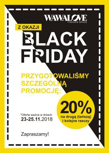 Black Friday w wawaLove