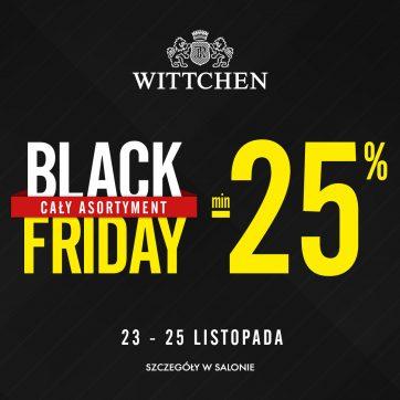 Black Friday w Wittchen