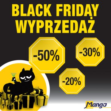 Black Friday w Mango