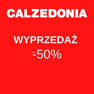 Wyprzedaż w Calzedonia do -50%!