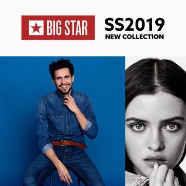 Nowa kolekcja Big Star już w sprzedaży!