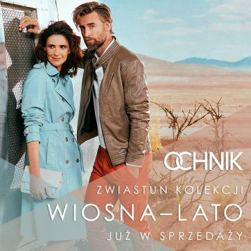 Nowa kolekcja w salonie Ochnik już w sprzedaży. Zapraszamy po wiosenne nowości!