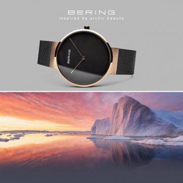 Minimalistyczna kolekcja zegarków Bering tylko w butiku SWISS!