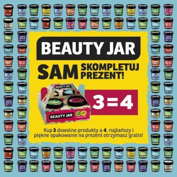 Beauty Jar 3=4