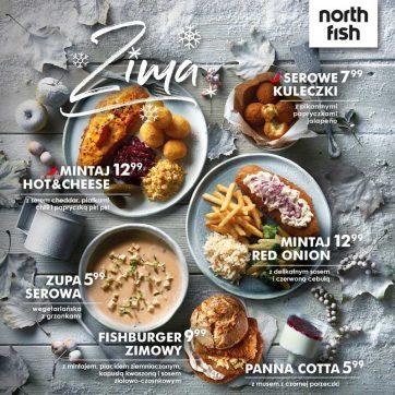 North Fish – nowa zimowa oferta