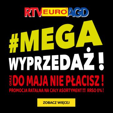 Wyprzedaż w RTV Euro AGD