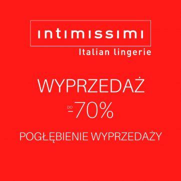 Wyprzedaż w Intimissimi do -70%!