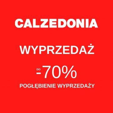 Wyprzedaż w Calzedonia do -70%!