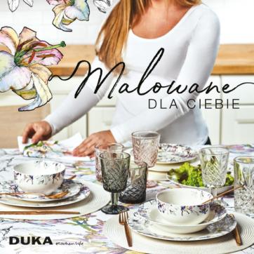 Nowa kolekcja DUKA – Blomstra