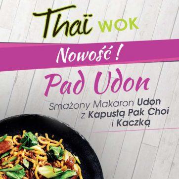Nowość w Thai Wok!