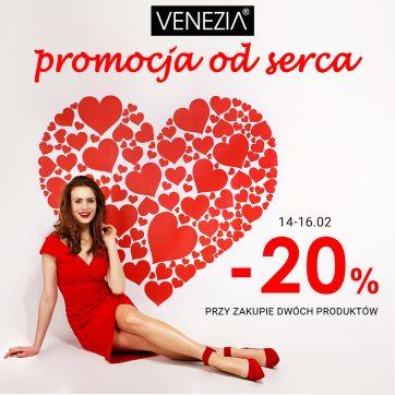 Venezia świętuje Walentynki!