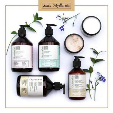 -20% – seria Organic Hair w Starej Mydlarni