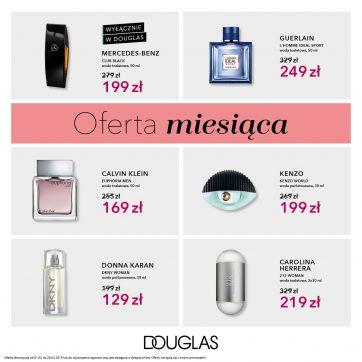W perfumerii Douglas nowa oferta miesiąca na luty już dostępna!