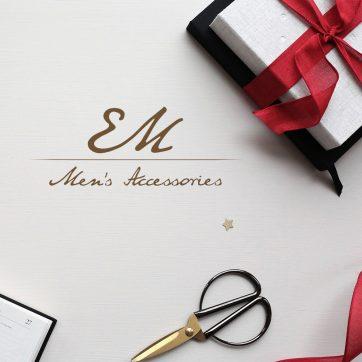Kolekcja ślubna – EM Men's Accessories
