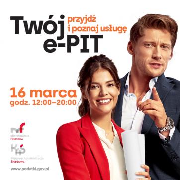"""""""Twój e-PIT"""" w Atrium Targówek"""
