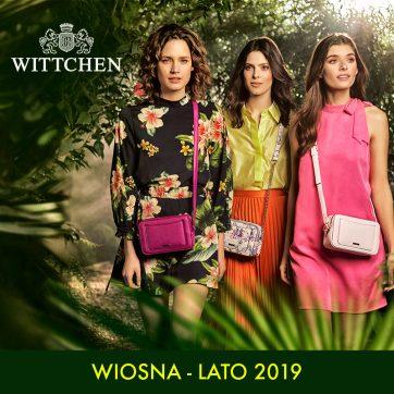 Nowa kolekcja wiosna lato 2019 w Wittchen