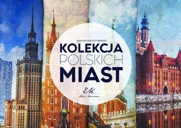 Kolekcja Polskich miast  -30% w EM Men's Accessories