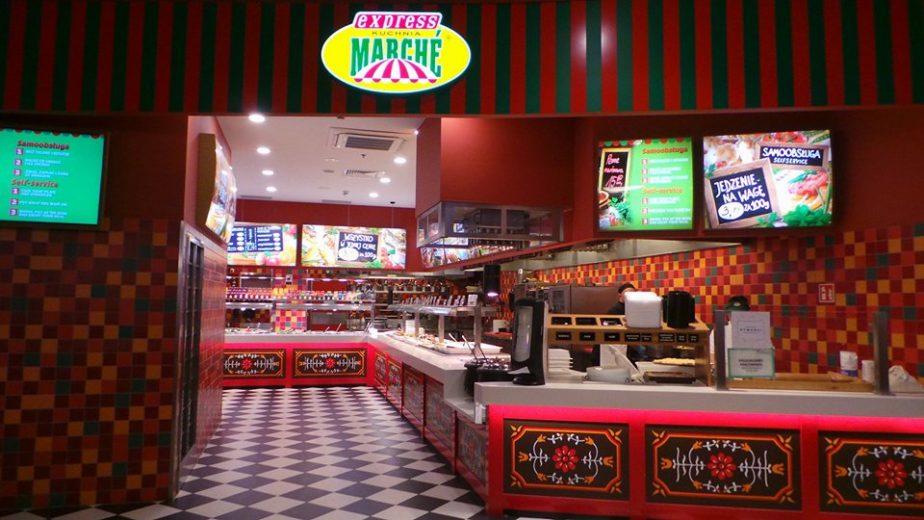 Express Kuchnia Marche Centrum Handlowe Atrium Targówek