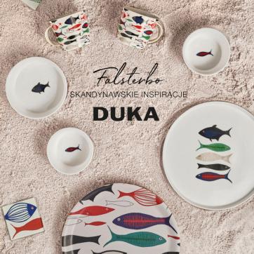 Nowa kolekcja Falsterbo w sklepie DUKA