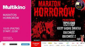ENEMEF: Maraton Horrorów z premierą Topielisko. Klątwa La Llorony 10 maja w Multikinie