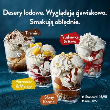 Słodki powiew lata w Costa Coffee!