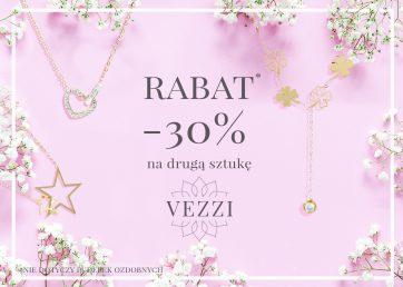 Promocja w  sklepie Vezzi