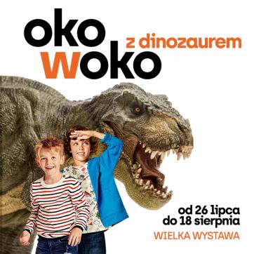 Wystawa Dinozaurów w Atrium Targówek!