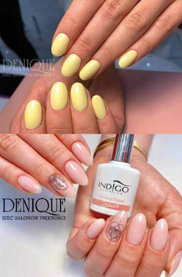 Nowość w Salonie Denique: Stylizacja paznokci z wykorzystaniem Mineral Base Indigo