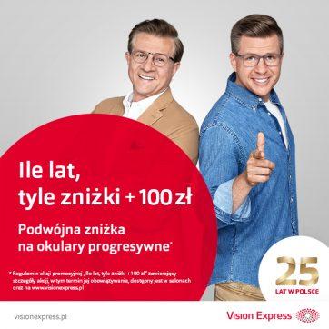 Kampania Vision Express
