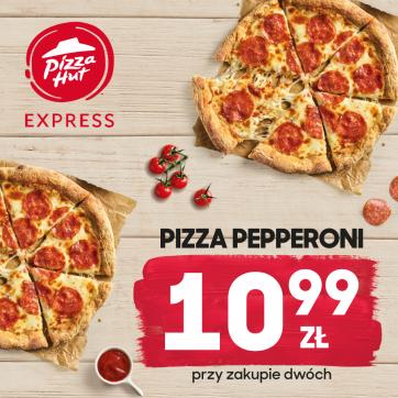 Promocje w Pizza Hut Express