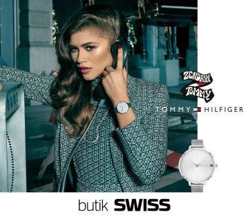 Nowa kolekcja w butiku Swiss